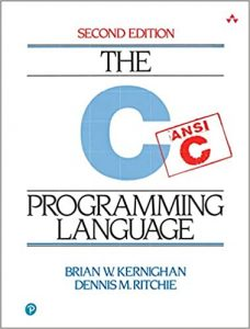4 Programming Language is written by Brian W. Kernighan and Dennis M. Ritchie