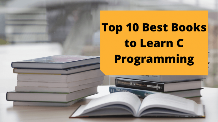 Top 10 books for c programming